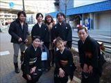津軽三味線コンサート 集合写真